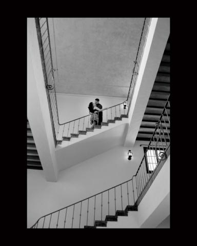 BW Stairs